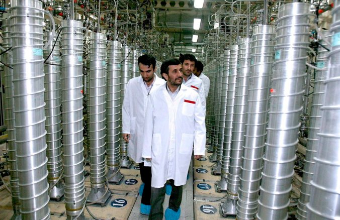 Ahmadinejad brushes off EU sanctions