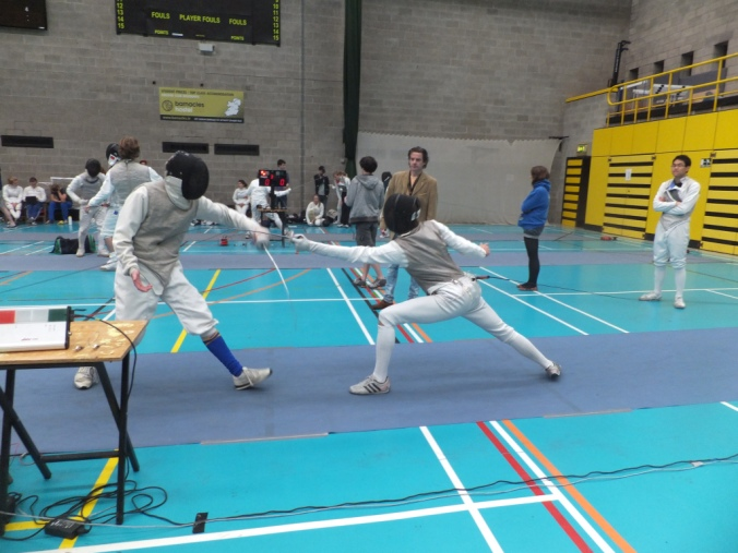 ucd fencing